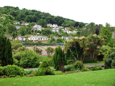 Ilfracombe Park Play Equipment Grant | John Fowler Devon Holiday Parks