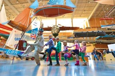 National Maritime Museum Award   John Fowler Family Holiday Parks
