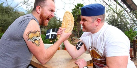 World Pasty Championships